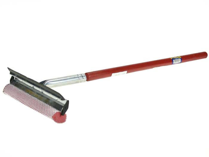 Squeegee/Wiper 25cm W/45cm Wood Handle