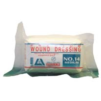 Wound Dressing Premium #14 Latex Free