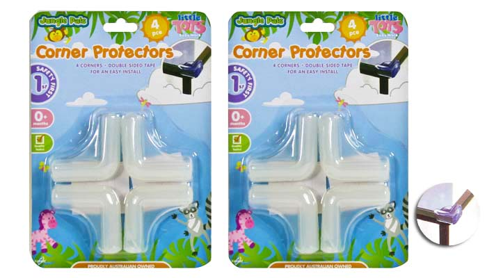 Safety Corner Protectors Pack of 4