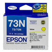 Epson 73N Yellow Ink Cartridge