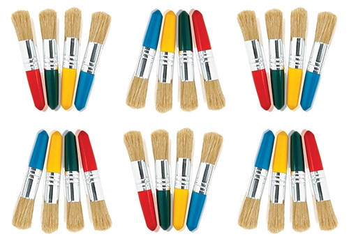 Baby Stubby Brush - Set of 24
