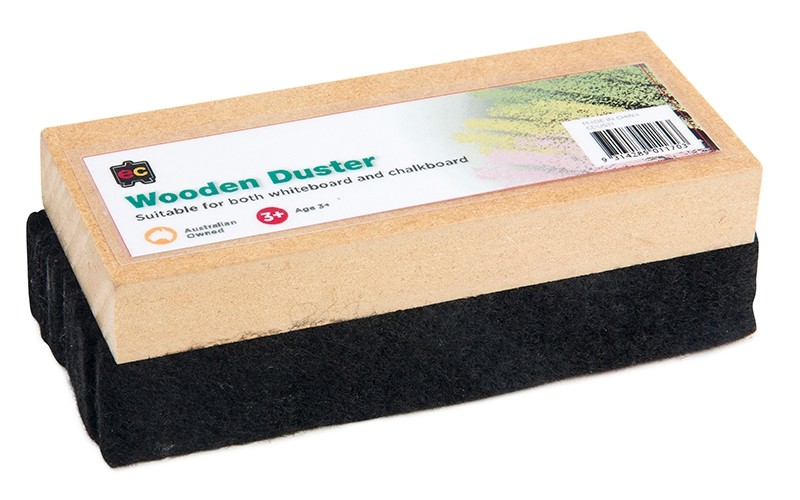 Duster - EC Blackboard Wood/Felt