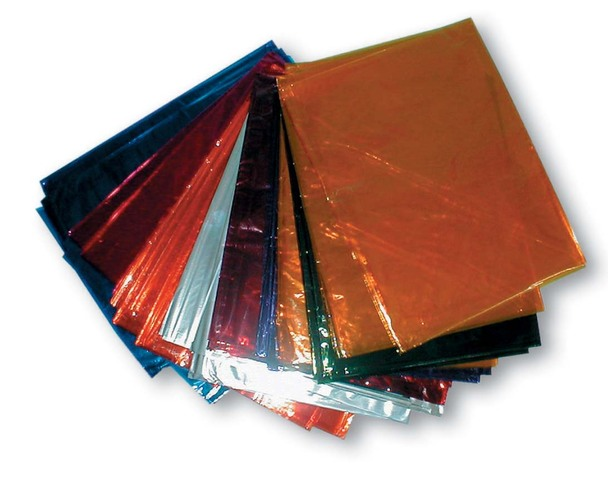Translucent Sheets pK 25 (5 each of 5 colours)