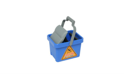 Edco Fixed Roller for 16L Bucket