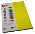 Kindy Sheet 210gsm Lemon Pk50