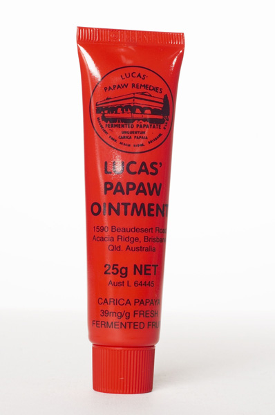 Lucas Papaw Ointment 25gm
