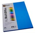 Kindy Sheet 210gsm Marine Blue Pk50