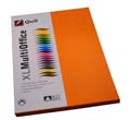Kindy Sheet 210gsm Orange Pk50