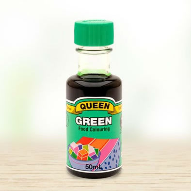 Queen Cake Colour 50ml Green