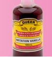 Queen Essence Imitation Vanilla 200ml