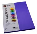 Kindy Sheet 210gsm Voilet Pk50