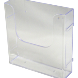 Brochure Holder A5 Non-Link Wall