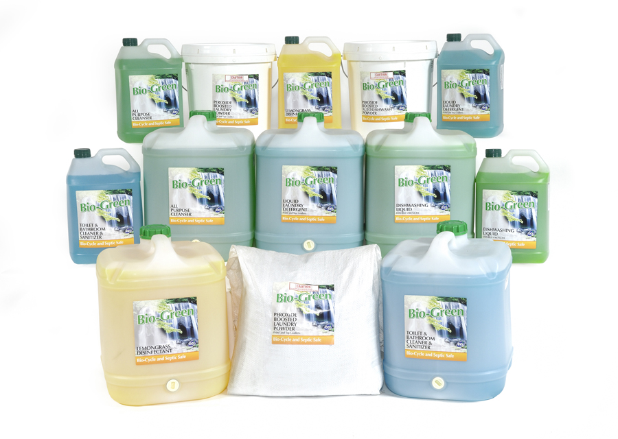 Bio-Green All Purpose Spray & Wipe Cleaner 5L