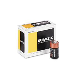 "Duracell Alkaline Battery ""D"" Bulk Box of 12"
