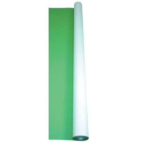Brenex Single Sided Display Paper 10m Green