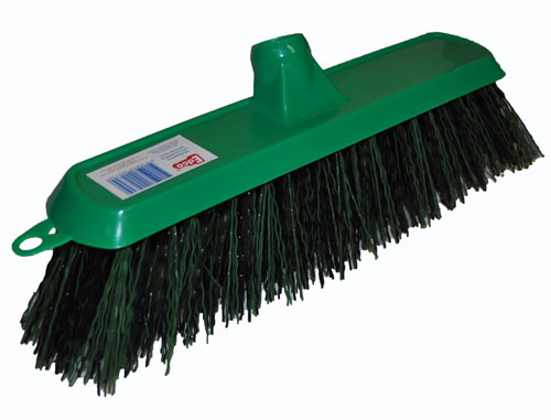 Edco Patio/Garden Broom Head 30cm