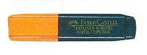 Faber Classic Hilighter Orange EACH