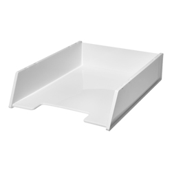 Document Tray Kings Multi-Fit White EACH