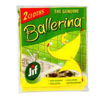 Jif Ballerina Cloth EACH