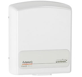 Andom M89A Hand Dryer Aluminium White Epoxy 1640watts Med. Usage