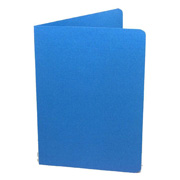 Manilla Folders Foolscap Dark Blue Pack of 10