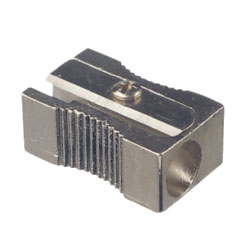 Pencil Sharpener Metal 1 Hole