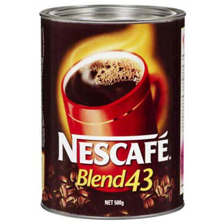 Nescafe Blend 43 Coffee 500Gm