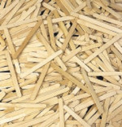 Popsticks - Std. Natural Pack of 1000
