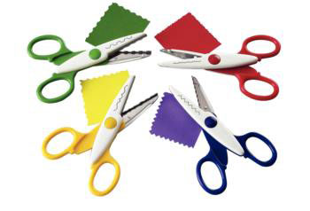 Scissors Craft Pattern Pack of 6 Patterns H/Duty Belgrave