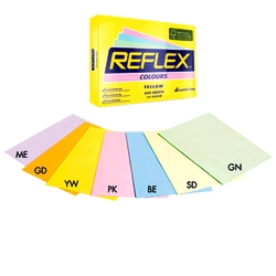 Reflex A4 80gsm Copy Paper Yellow Ream