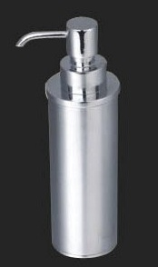 Soap Dispenser Stainless Steel Round
