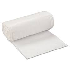 K/Tidy Bag White LARGE 36L ROLL of 50