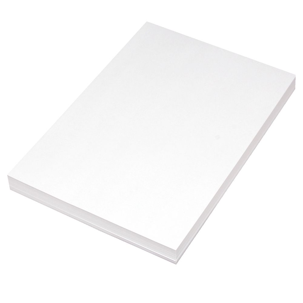 Cardboard 210gsm A4 White Pack of 100