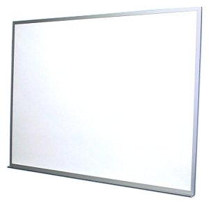 Penrite Magnetic White Board Aluminium Frame 1200x900mm